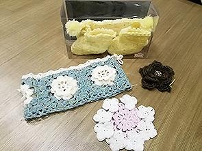 あみあみさんの編物教室