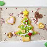 プチポワコラボレッスン「フェイクスイーツのクリスマスツリー」