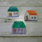 スモールハウスのブローチを作りましょう♡|手作り倶楽部ワークショップ